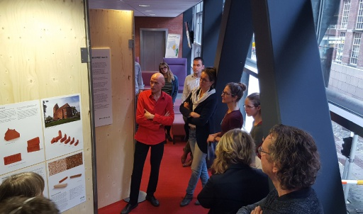 Expo We gaan het meemaken in the provincial house