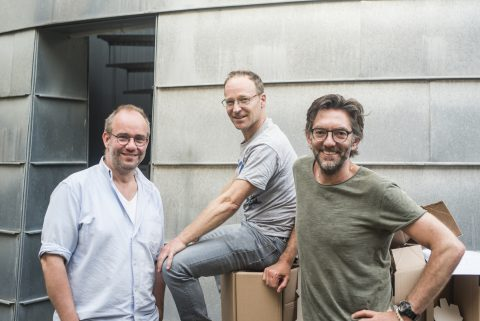 Egbert Pikkemaat met HK Living Brand Storefotografie: Sander van der Bij