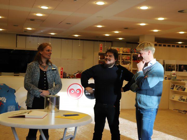 Made in Fryslan | It Erfskip, souvenirs for Leeuwarden-Friesland cultural capital of Europe
