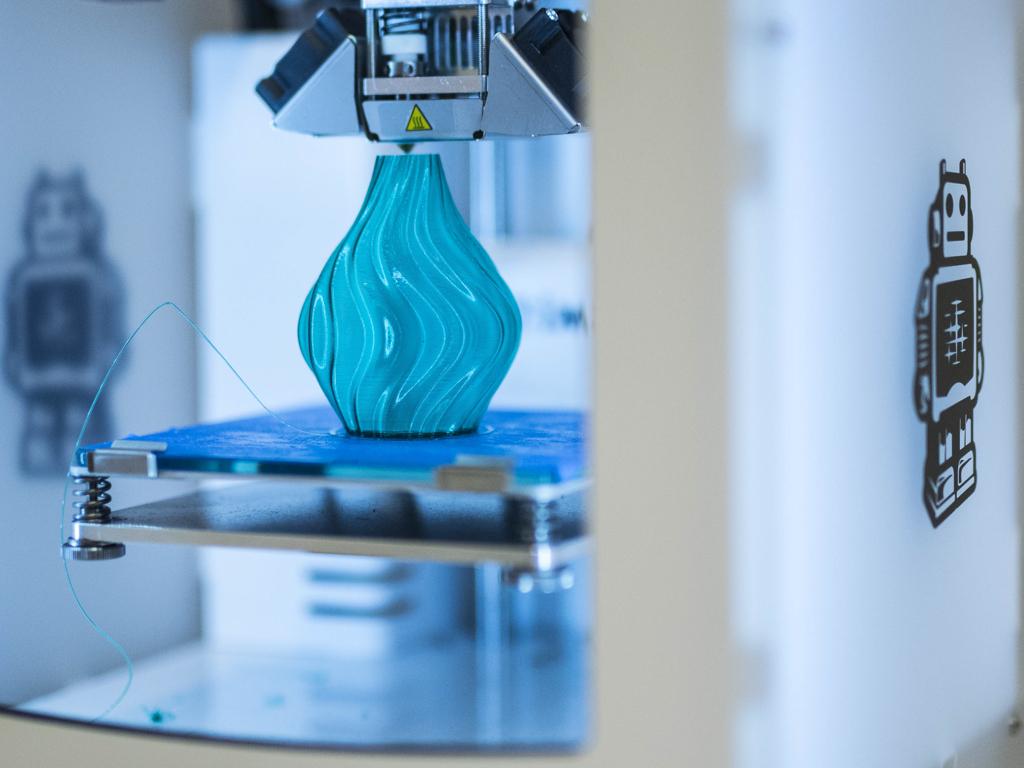 3D geprint vaasje