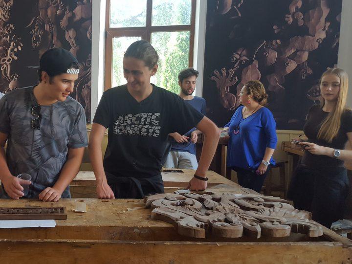 Training crafts in Bulgaria