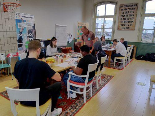 workshop Delfzijl met Roegholt